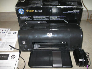 HP Deskjet D1600 Printer