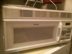 Microwave Built in