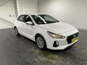 2018 Hyundai i30 PD Go Polar White 6 Speed Auto Sequential Hatchback Beresfield Newcastle Area Preview