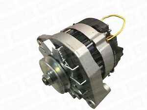Volvo Penta 873770 12v INSULATED RETURN Marine Alternator.