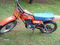 honda xr 100 1983