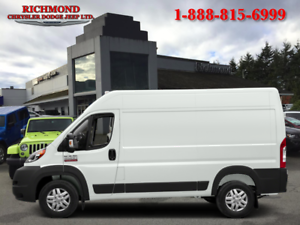 2017 RAM ProMaster 2500 High Roof 136 in. WB