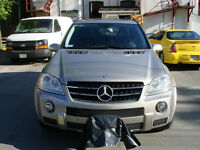 2007 Mercedes-Benz M-Class ML63 AMG SUV, Crossover