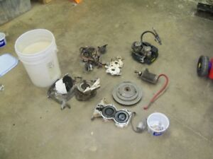 1980 Johnson 50 hp outboard motor  parts