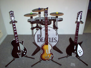 complet Beatles rock band for wee  brand new add photo