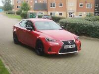 Lexus IS 300h 2.5 ( 181bhp ) ( s/s ) E-CVT 2017MY Sport