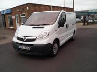 Vauxhall Vivaro 2.0CDTi ( 115ps ) ( EU V ) 2700 SWB £5595 + vat
