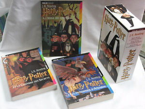 Coffret Harry potter (folio junior)