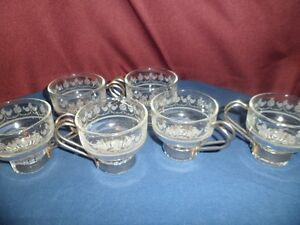 Vintage Glasses from the 60s Kawartha Lakes Peterborough Area image 1