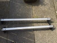 Vectra Vauxhall roof bars roof rack