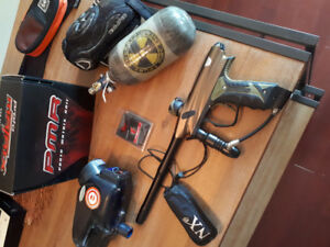 Paintball Gear - Proto - Pure Energy - Empire - Halo