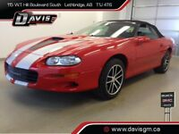 Used 2002 Chevrolet Camaro 2dr Convertible Z28-35th ANNIVERSARY