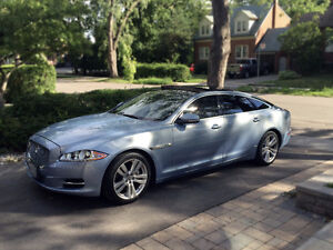 2011 Jaguar XJ XJL Sedan - Stunning Car