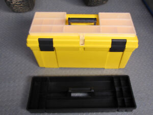 Tool box never used 24x12x9 in by Stanley