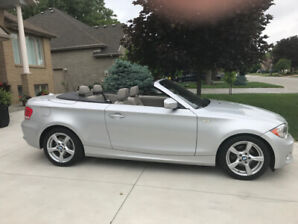 2012 BMW 1-Series 128i Convertible $18,500