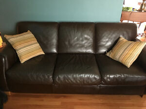 Natuzzi Couch and chair