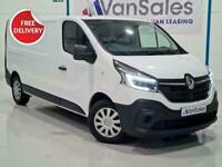2021 Renault Trafic LL30 L2 H1 LWB Business+ Panel Van Diesel Manual