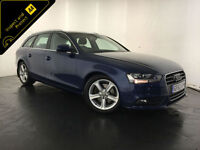 2014 AUDI A4 SE TDI DIESEL ESTATE 1 OWNER SERVICE HISTORY FINANCE PX WELCOME