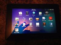Like new Blackberry Playbook Tablet