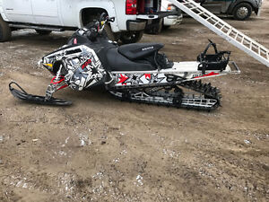 POLARIS RMK PRO ASSAULT TURBO WITH EXTRAS