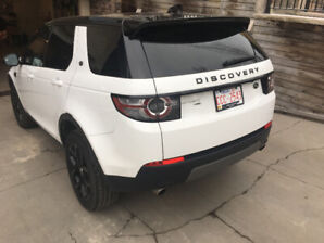 2017 Land Rover Discovery HSE Sport