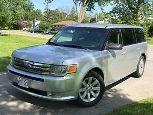 FORD FLEX SE - 7 PASSENGERS - ALLLOY WHEELS