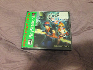 Chrono Cross PS1