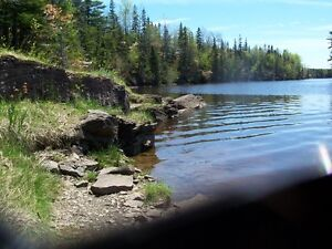 Water Frontage Property.Old farm 211 acre parcel of land.