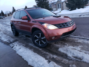 2003 Nissan Murano Special Edition.  Fully loaded. Leather