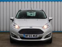 Ford Fiesta 1.2 Zetec 2015 (65) • from £33.77 pw