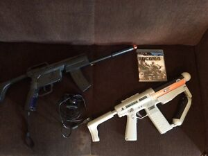 Socom 4 PS3 move bundle.