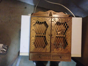 Very nice display cabinet for sale