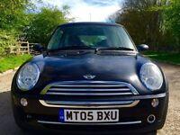 Mini one black 1 former lady owner