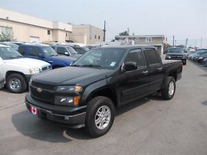 2012 Chevrolet Colorado 4WD Crew Cab LT 1SD