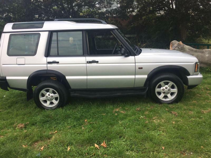 2004 LAND ROVER DISCOVERY TD5 AUTO GS ( 7 st ) SPRING UPGRADE TIDY TIDY PX SWAPS