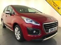 2014 PEUGEOT 3008 ACTIVE HDI DIESEL PARKING SENSORS 1 OWNER SERVICE HISTORY