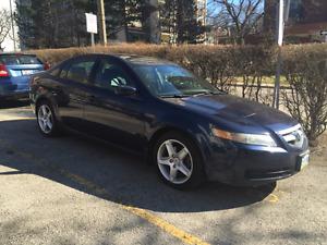 Acura TL leather sunroof full options