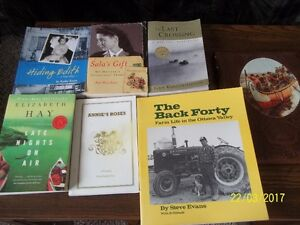 Books - The Canadians - Ottawa Valley and more
