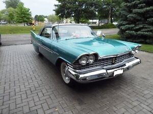 1959 Plymouth Belvedere convertible rare automatic classic car