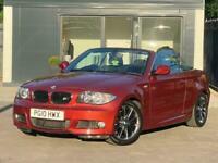 2010 BMW 1 Series 118D M SPORT Diesel Manual