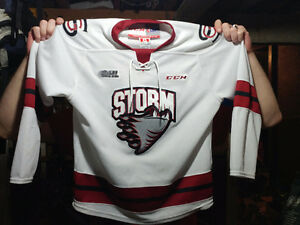 Youth xl Guelph storm jersey