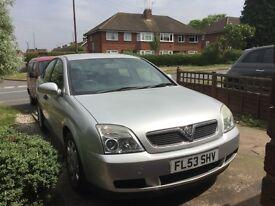 Vauxhall Vectra 2003 LS 24,000 miles
