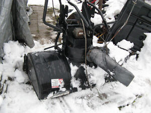 Snowblower attachment Kitchener / Waterloo Kitchener Area image 2