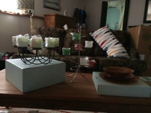 Partylite items