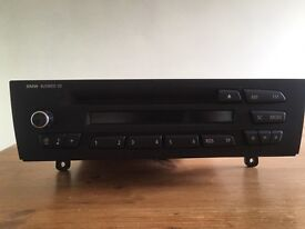 BMW Business CD Stereo