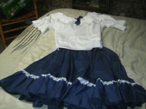 ladies square dancing clothes