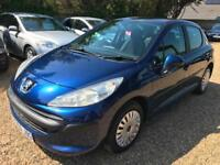 2005 Peugeot 207 1.4 16v 90 ( a/c ) S - LONG MOT - 2 KEYS