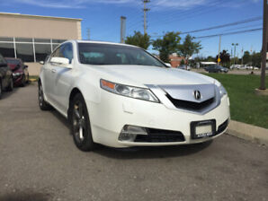 2011 Acura TL w/Tech Pkg Sedan