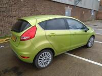 2009 (59) FORD FIESTA 5 DOOR 1.4 TITANIUM ONLY 59,000 MILES FOLDING WING MIRRORS