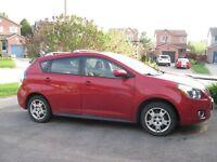 2009 Pontiac Vibe power windows and lock Hatchback